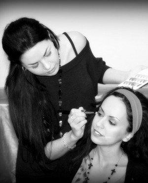 Georgia Conti Make-up Artist