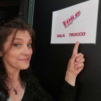 Mary Aglieri The voice